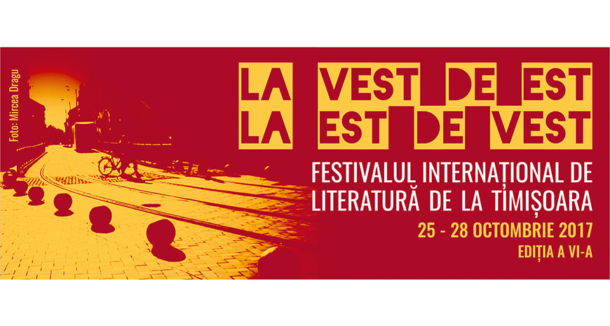 Scriitori din 10 țări vin luna acesta la Timișoara, la FILTM, ediția a VI-a