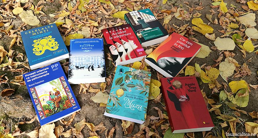 Noutăți literare 16-22 octombrie
