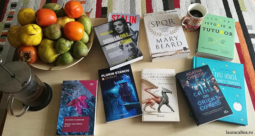 Noutăți literare 30 octombrie-5 noiembrie