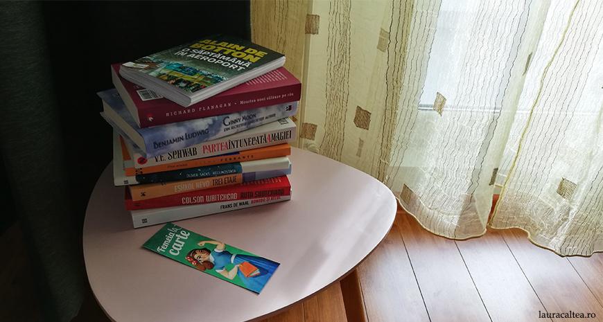 Noutăți literare 6-12 noiembrie