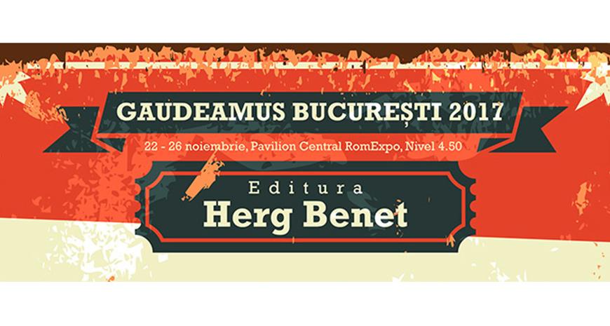 Herg Benet la Gaudeamus 2017