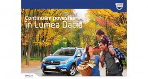 La Gaudeamus, pasionații de lectură sunt așteptați pentru  o nouă incursiune în Lumea Dacia