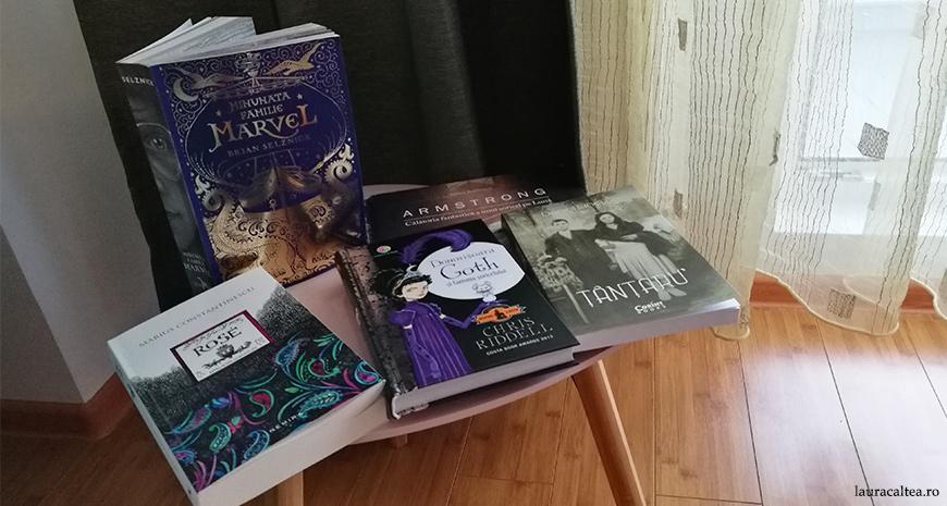 Noutăți literare 4-10 decembrie 2017