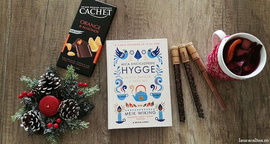 "Let's hygge, despre ""Mica enciclopedie hygge. Rețeta daneză a fericirii"", de Meik Wiking"