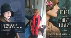 """""""Femeia din Orient Express"""" – un roman despre călătoria tinerei Agatha Christie spre Bagdad"""