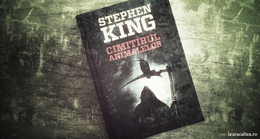 """Pe marginea abisului – """"Cimitirul animalelor"""" de Stephen King"""