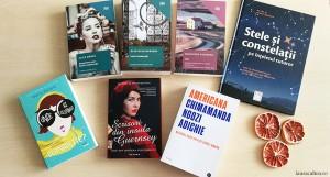 Noutăți literare 19-25 martie 2018