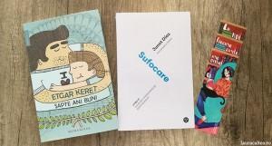 """Concurs Librarium TNB: """"Șapte ani buni"""", de Etgar Keret, și """"Sufocare"""", de Junot Díaz [încheiat]"""