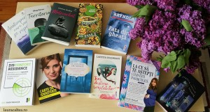 Noutăți literare 16-22 aprilie 2018
