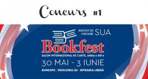 Concurs: câștigă un voucher de 100 de lei pentru #Bookfest13 (concurs #1)