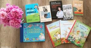 Noutăți literare 14-20 mai 2018
