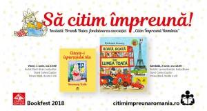 Noutăţile editurii Cartea Copiilor la Bookfest 2018