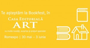 Grupul editorial Art la Bookfest 2018