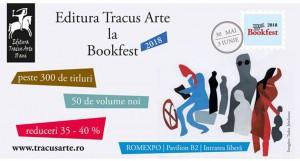 Editura Tracus Arte la Bookfest 2018