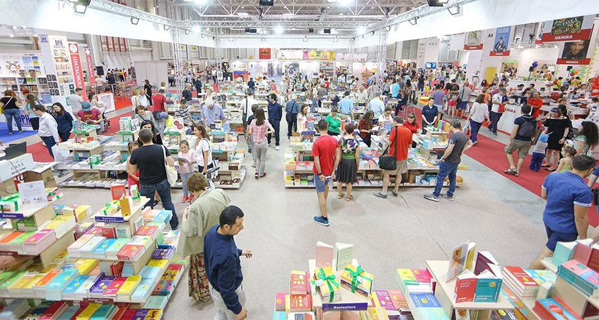 Cele mai vândute cărți la Bookfest 2018