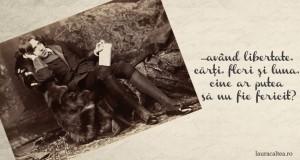 """Dragă Bosie..., """"De Profundis"""", de Oscar Wilde"""