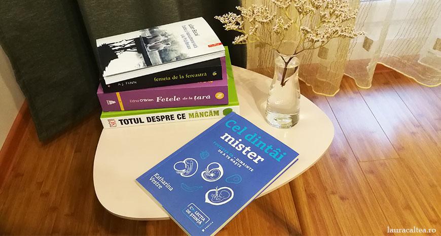 Noutăți literare 2-8 iulie 2018