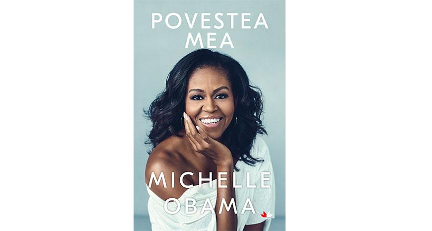 Biografia lui Michelle Obama va apărea în limba română