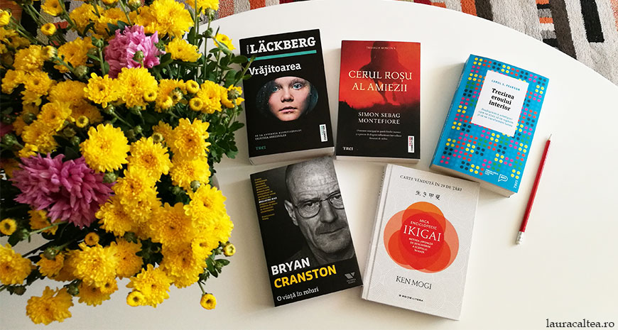 Noutăți literare 9-22 iulie 2018